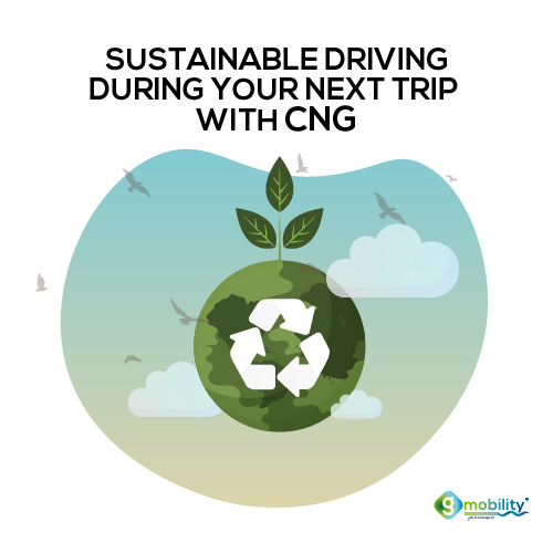 Driving sustainable is possible thanks to CNG even on long trips