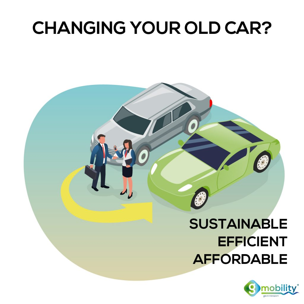 Changing my car - sustainable, efficient and affordable