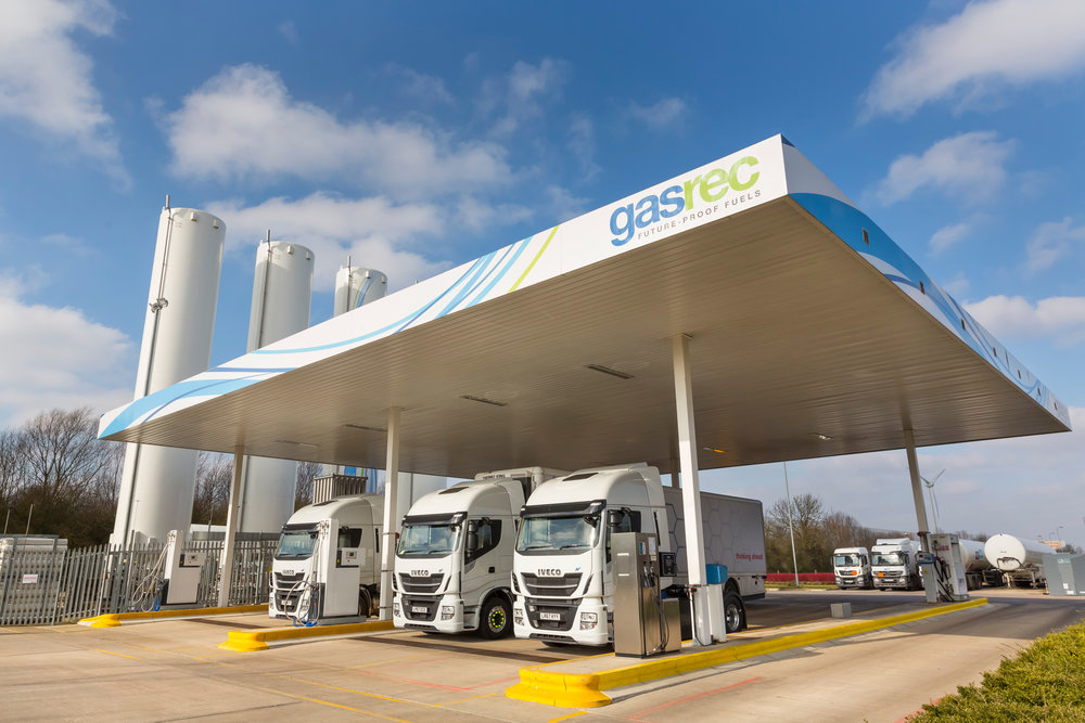 Gasrec offers government-certified bio-LNG
