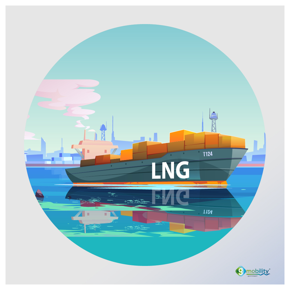 LNG is an effective and sustainable solution for achieving the EU's long-term decarbonisation targets.