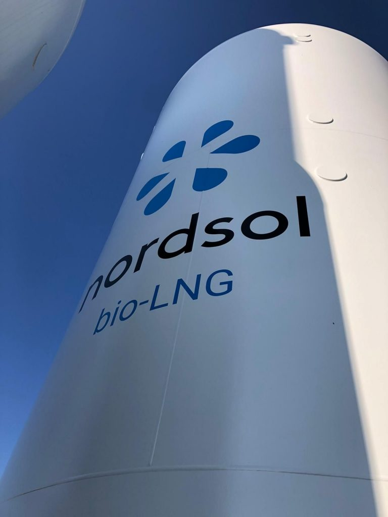 Nordsol and DBG Bio Energy B.V. to collaborate on green Bio-LNG production in the Netherlands